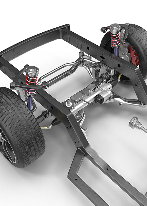 Chassis-Parts